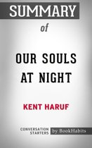 Summary of Our Souls at Night by Kent Haruf | Conversation Starters