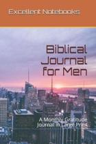 Biblical Journal for Men
