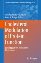 Cholesterol Modulation of Protein Function