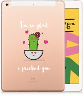 Back Cover hoesje iPad 10.2 (2019) Cactus Glad