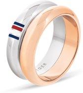 Tommy Hilfiger  TJ2701097 Ring  - rosékleurig - maat 17.25