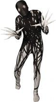 Morphsuits™ Zalgo - SecondSkin - Verkleedkleding - 164/176 cm