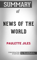 Summary of News of the World by Paulette Jiles | Conversation Starters