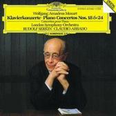 Mozart: Piano Concertos nos 18 & 24 / Serkin, Abbado, LSO