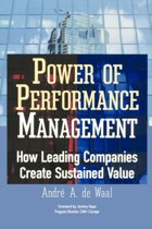 The Power of Performance Management