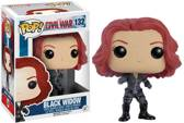 Funko Vinyl Pop! 132 - Black Widow (Captain America Civil War)