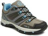 Hiking dames schoen Linz - grijs - 40
