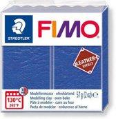 Fimo Effect leather 57 g indigo 8010-309 (04-19)