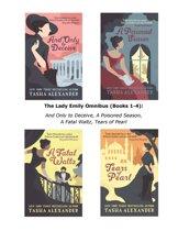 The Lady Emily Omnibus (Books 1-4)