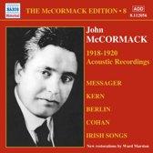 John Mccormack Edition V. 8