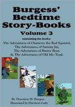 Burgess' Bedtime Story-Books, Vol. 3