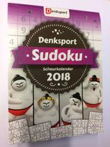 Sudoku scheurkalender 2018