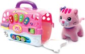 VTech Baby Verzorg & Leer Reismand - Activity-center