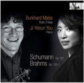 Schumann: Op. 121; Brahms: Op. 120-1