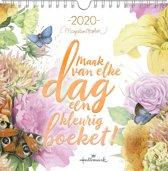 Marjolein Bastin Weekkalender 2020 Vierkant
