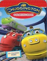 Chuggington Coloring Book: Coloring Book for Kids and Adults with Fun, Easy, and Relaxing Coloring Pages (Coloring Books for Adults and Kids 2-4