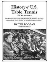 History of U.S. Table Tennis Volume 6