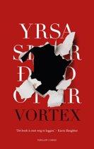 Boekomslag van 'Vortex'