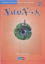Boek cover NatuNiek groep 7 antwoordenboek van Adriaan Maters