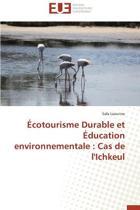 �cotourisme Durable Et �ducation Environnementale