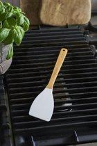 Riviera Maison Love Cooking Turner - Spatel voor de keuken - Hout