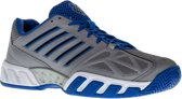 K-Swiss Bigshot Light 3 Tennisschoen Heren  Tennisschoenen - Maat 44 - Mannen - grijs/blauw