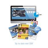 Scooter Theorieboek Nederland 2019 - Theorie Boek Bromfiets Rijbewijs AM met 3 Uur Online Examentraining + CBR Informatie en Verkeersborden