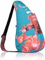 The Healthy Back Bag Polyester Tropical Oasis