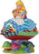 Disney Britto Beeldje Alice in Wonderland    22 cm