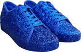Toppers glitter sneakers, rood