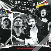 5 Seconds of Summer 2018 Calendar