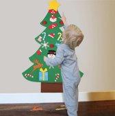 Home Deco Decoratieve Kerstboom - Vilt - Voor kinderen