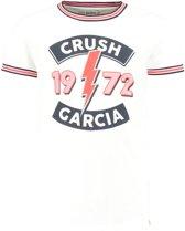 Garcia Meisjes T-Shirt - off white - Maat 128/134