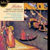 Britten: Saint Nicolas & Hymn To St Cecilia