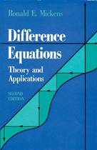 Difference Equations, Second Edition