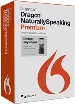 Nuance Dragon NaturallySpeaking 13 Premium Mobile - Engels/ Windows