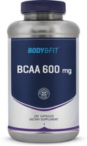 Body & Fit BCAA Caps 600 mg