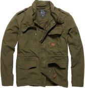 Vintage Industries Cranford Jacket dark olive
