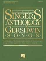 The Singer's Anthology of Gershwin Songs - Tenor