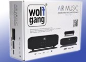 Music streamer - Wolfgang - PnP - PC - Nas - Hifi - Apple Air play - Wifi - Wps - Android - Apple