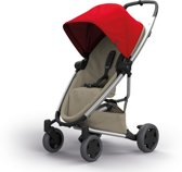 Quinny Zapp Flex Plus Buggy - Red on Sand