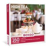 BONGO - High Tea - Cadeaubon