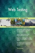 Web Testing a Complete Guide - 2019 Edition