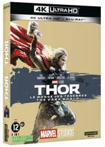 Thor: The Dark World (4K Ultra HD Blu-ray) (Import Zonder NL)