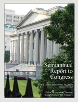 Semiannual Report to Congress April 1, 2009-September 30, 2009