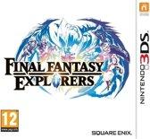 Final Fantasy - Explorers /3DS