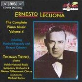 Lecuona - Piano Iv