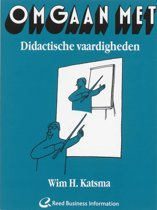 Omgangsreeks - Omgaan met didactische vaardigheden