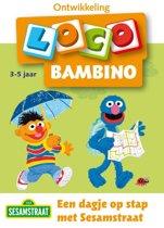Loco Bambino Ontwikkeling - Een dagje op stap met Sesamstraat 3-5 jaar