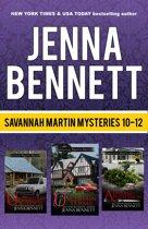 Savannah Martin Mysteries 10-12